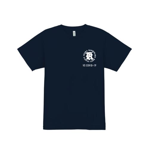 大阪柏原ボーイズのチームTシャツ
