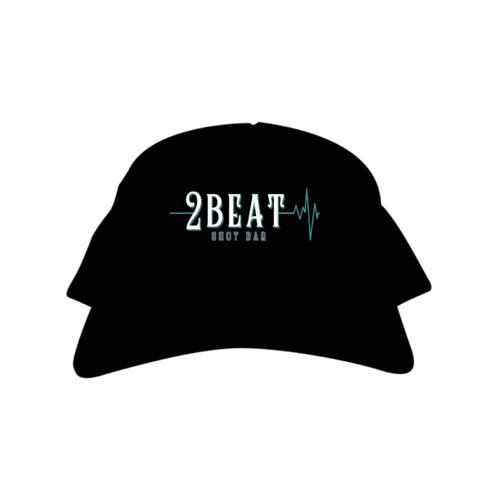 「ShotBar 2BEAT様」のオリジナルキャップデザイン