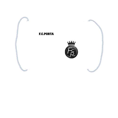「F.C.PORTA様」のオリジナルマスクデザイン