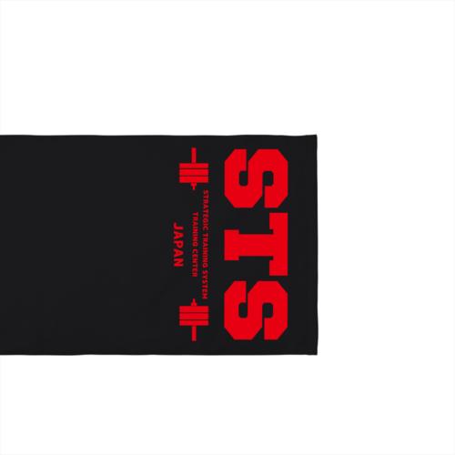 STRATEGIC TRAINING SYSTEM様のオリジナルタオルデザイン