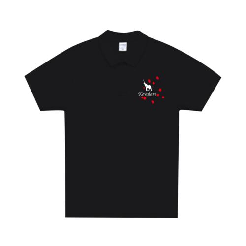 Kovalam様のオリジナルポロシャツデザイン