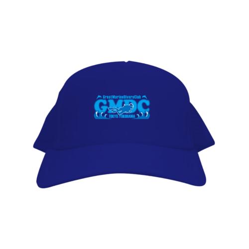 「GMDCグレートマリンダイバーズクラブ様」のオリジナルキャップデザイン