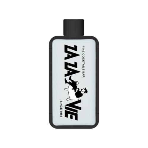 「BAR ZAZAVIE様」のオリジナルボトルデザイン