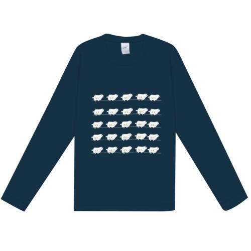 イラストデザインのオリジナルTシャツ
