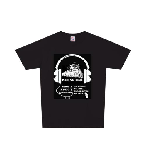 「P-FUNK BAR様」のオリジナルTシャツデザイン