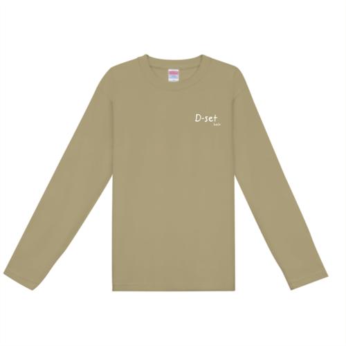 「D-set hair様」のオリジナルTシャツデザイン