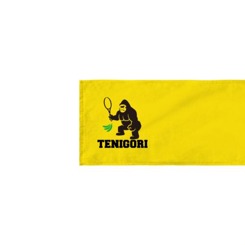 「TENIGORI」イラストデザインのオリジナルタオル