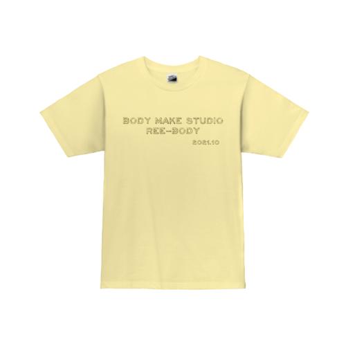 Ree-BODY(リーボディ)様のオリジナルTシャツデザイン