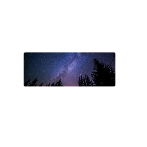 星空の写真をプリントしたオリジナルBluetoothスピーカー