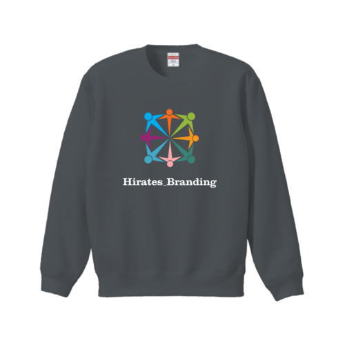 Hirates_Branding様のオリジナルスウェットデザイン