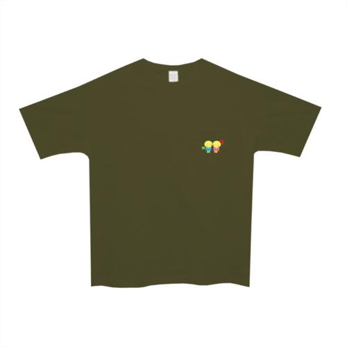「デイサービス陽だまり様」のオリジナルTシャツデザイン