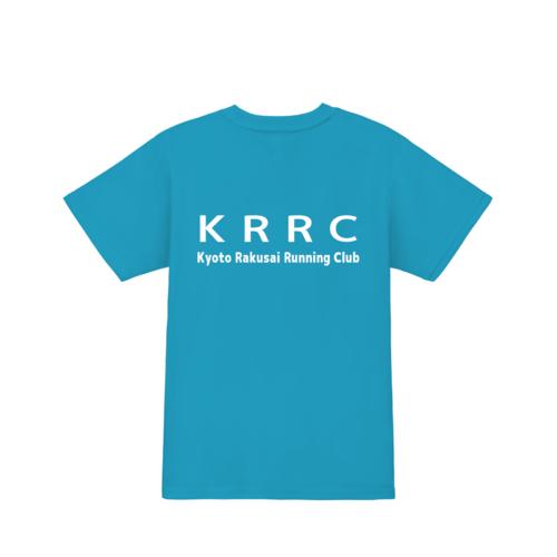 「Rakusai Running Club様」のオリジナルTシャツデザイン