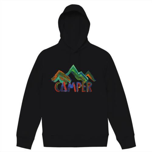 「CAMPER」デザインのオリジナルパーカー