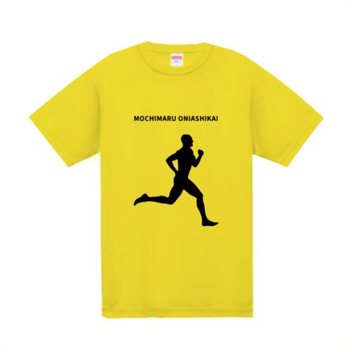 MOCHIMARU ONIASHIKAI様オリジナルTシャツデザイン