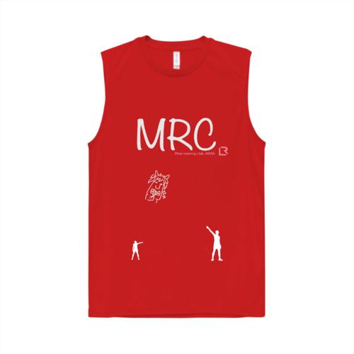 「Moai running club JAPAN様」のオリジナルノースリーブデザイン
