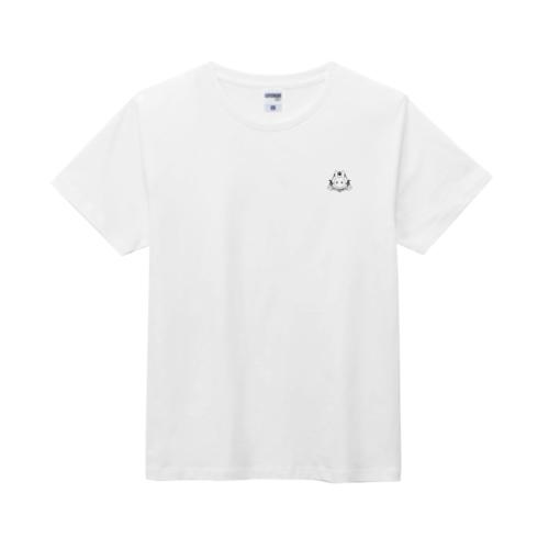 「NO COMMENT」イラストデザインのオリジナルTシャツ
