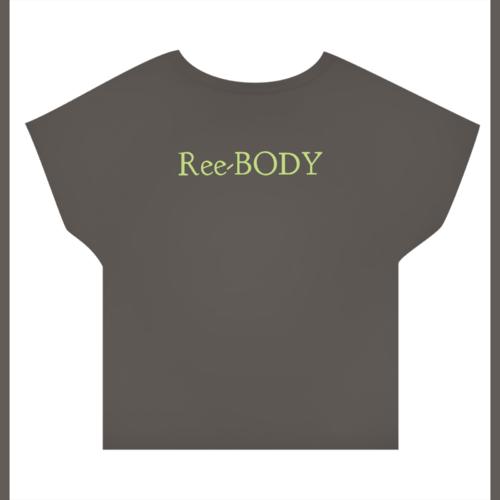 「Ree-BODY(リーボディ)様」のオリジナルTシャツデザイン