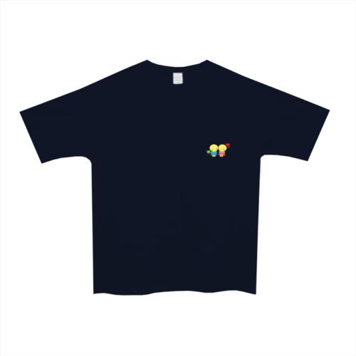 デイサービス陽だまり様オリジナルTシャツデザイン