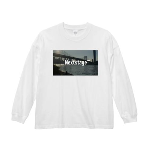 「Nextstage」デザインのオリジナルTシャツ