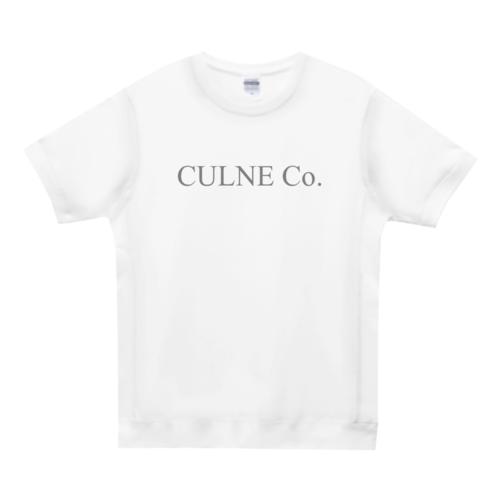 「CULNE Co.」文字デザインのオリジナルTシャツ
