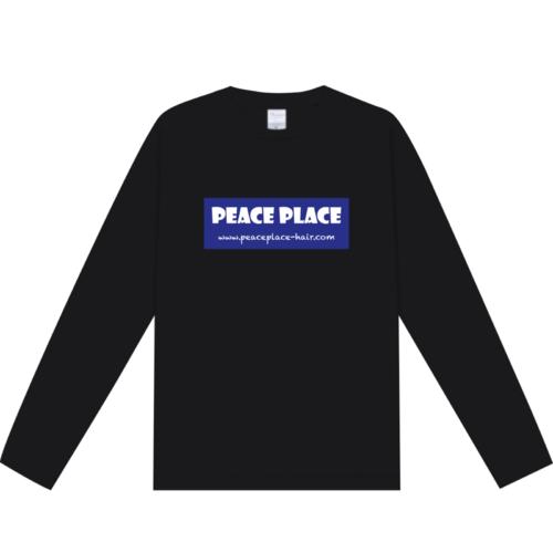 「PEACE PLACE様」のオリジナルTシャツデザイン